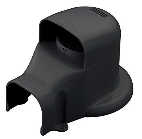 因幡電工 ウォールコーナーACキャップ 換気AC用 SWX77-K