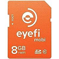 Eye-Fi 8GB Mobi Wireless SDHC Card for Digital Cameras