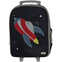 Bobble Art Wheely Bag Rocket