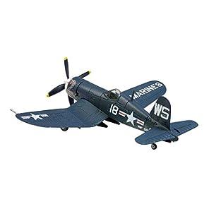 【3A】 エフトイズ F-TOYS 1/144 ウイングキットコレクション Vol.6 F4U-4 コルセア 米海兵隊第323戦闘飛行隊18号機 単品