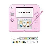 ニンテンドー2DS ピンク 【Amazon.co.jp限定】オリジナルストラップ 付