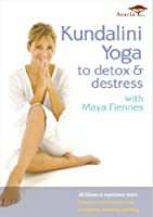 Kundalini Yoga to Detox & Destress [DVD] [Import]