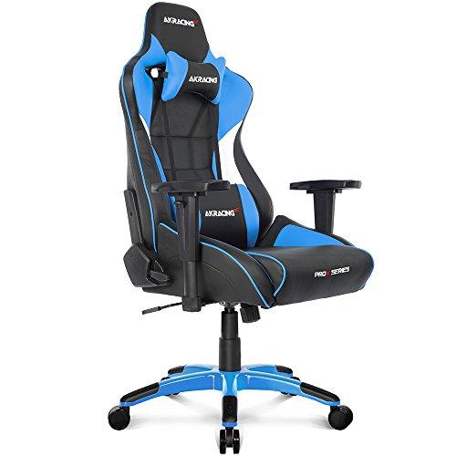 AKRACING ゲーミングチェア PRO-X-BLUE 青