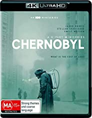 Chernobyl (4K Ultra HD + Blu-ray)