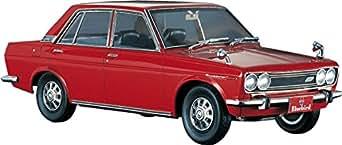 ハセガワ 1/24 ニッサン ブルーバード 510 1600SSS 1969 プラモデル HC8