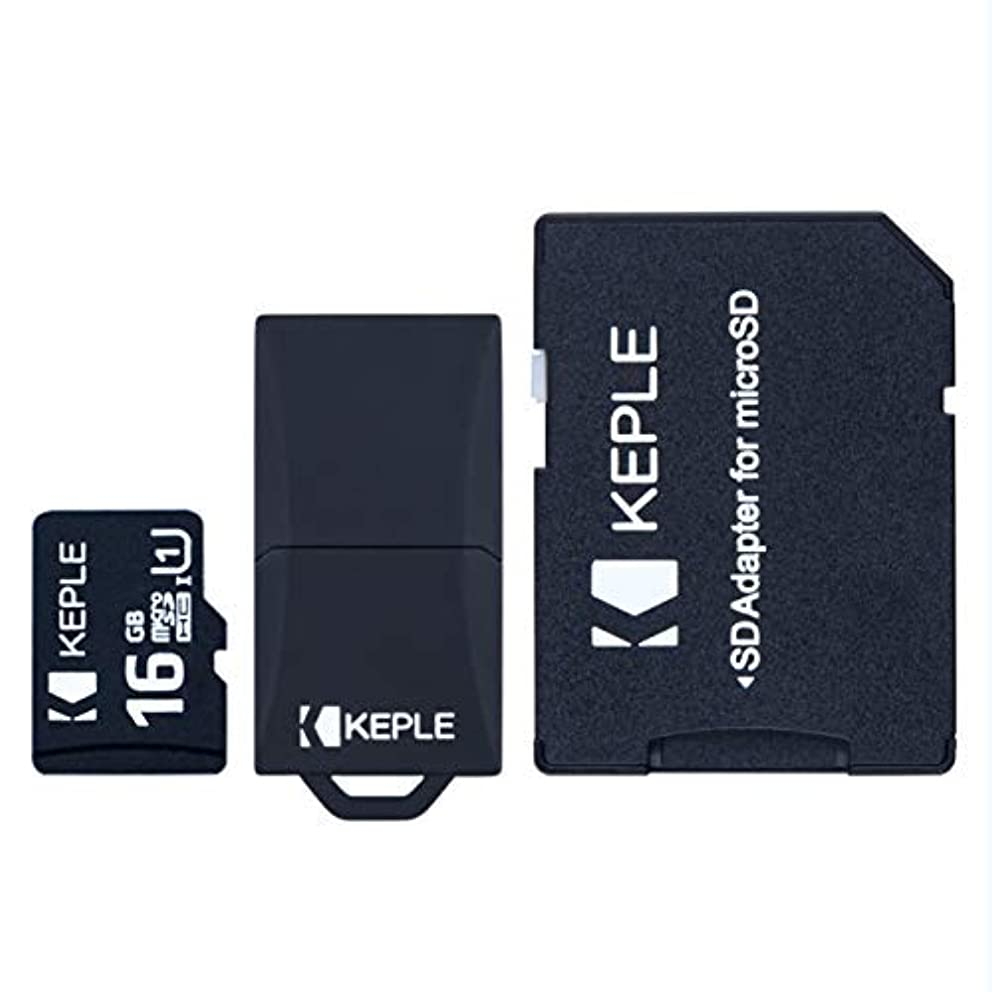 すり晴れ方言16GB microSD Memory Card   Micro SD Class 10 Compatible with HTC One A9, A9s, X9, X10, UII, Butterfly 3, E9, E9+, M9+ ME, M8s, 10 Evo, C, Mini 2, ST, SV Mobile Phone   16 GB [並行輸入品]