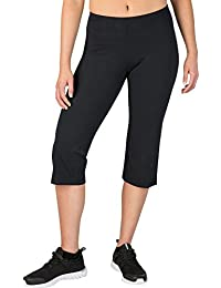 Reebok Womens One Series Schmagg Stripe Capri Pants