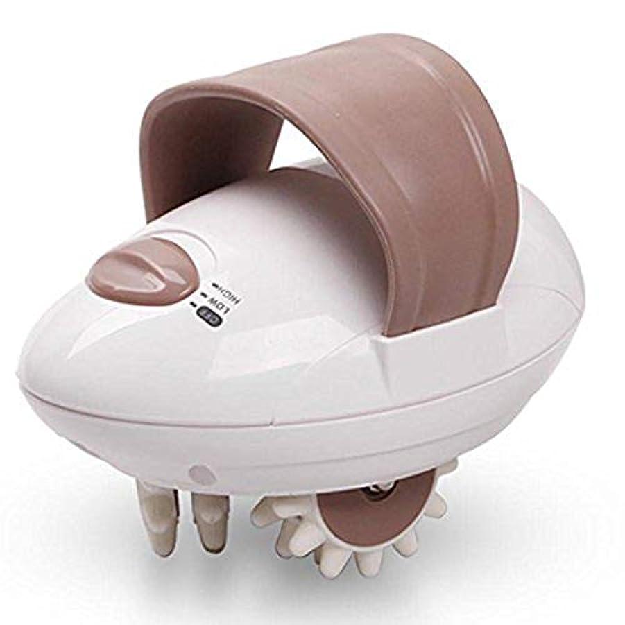 公使館どちらか代表する3D Electric Full Body Slimming Massager Roller Cellulite Massaging Smarter Device Weight Loss Fat Burning Relieve Tension