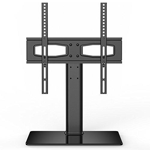 FITUEYES テレビスタンド 27~50インチ対応 壁寄せテレビスタンド テレビ台 高さ調節可能 TT104201GB