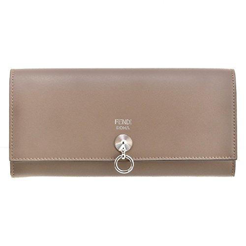FENDI(フェンディ) 財布 レディース CONTINENTAL WALLET 二つ折り長財布 8M0251 SME F0NJ3 [並行輸入品]
