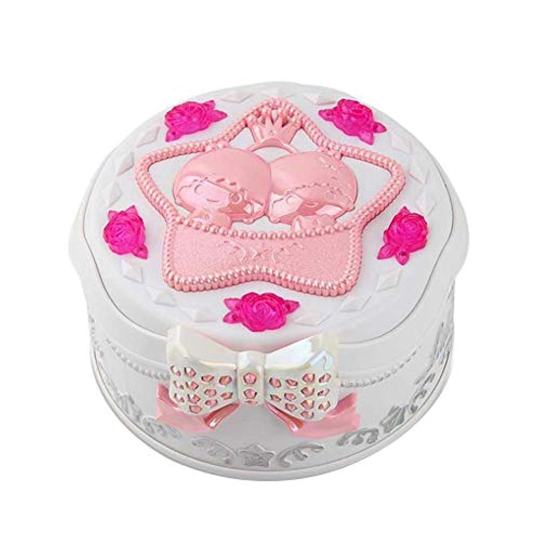TNGCHI 時計仕掛けオルゴートイ かわいい回転バレエオルゴール ミュージカルジュエリーボックス 子供 女の子 誕生日プレゼント 色はお選びいただけません 1点