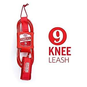 [CHALICE] KneeType Leash 9ft チャリス ニータイプ リーシュコード 9'フィート