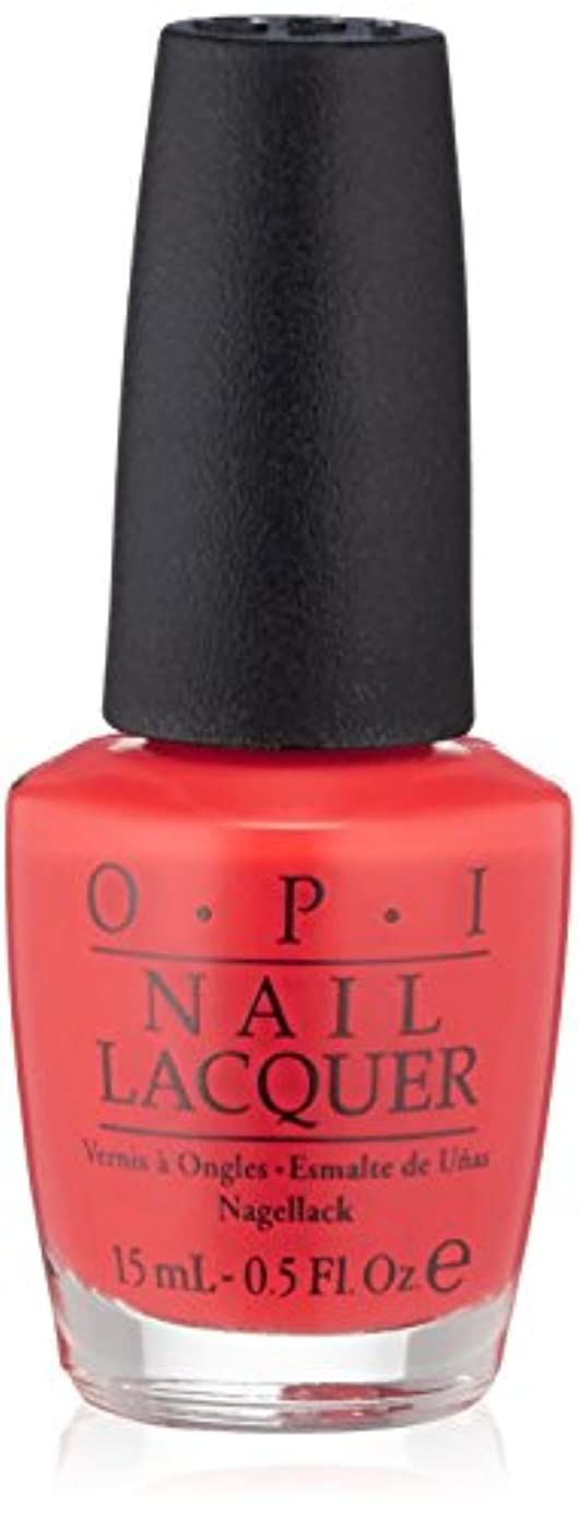 まっすぐにする構成員モニターOPI Tasmanian Devil Made Me Do It Nail Lacquer Classics Collection 15ml