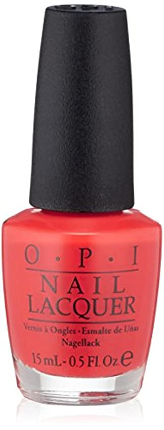 OPI Tasmanian Devil Made Me Do It Nail Lacquer Classics Collection 15ml