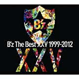 B'z The Best XXV 1999-2012(初回限定盤) [CD+DVD, Limited Edition] / B'z (CD - 2013)