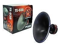 Mr. Dj TE-030 12-Inch 300 Watts P.M.P.O Piezo Horn Tweeter [並行輸入品]
