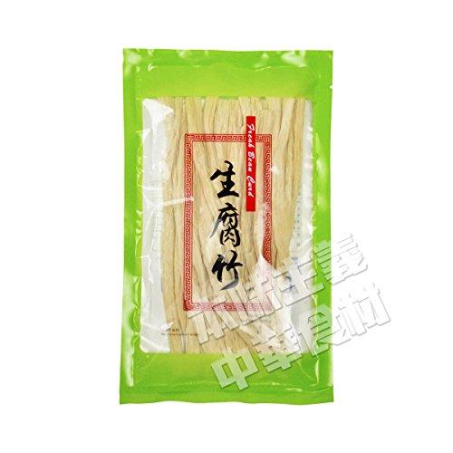 友盛特色押し豆腐系列冷凍生腐竹(生棒ゆば) 中華食材・中華料理人気商品・中国名物冷凍