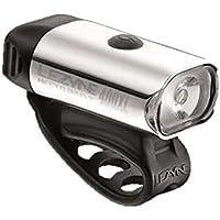 LEZYNE(レザイン) HECTO DRIVE 400XL 1-LED Max 400ルーメン USBリチャージ ラ (シルバー)