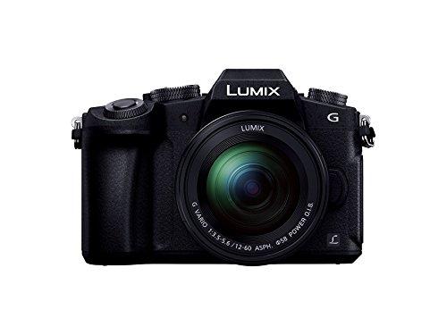 Panasonic ミラーレス一眼カメラ ルミックス G8 レンズキット 標準ズームレンズキット 1600万画素 ブラック...