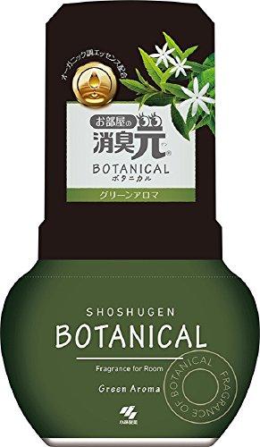お部屋の消臭元 ボタニカル 消臭芳香剤 グリーンアロマの香り 400ml
