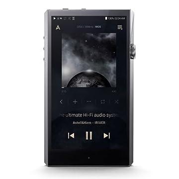 アイリバー デジタルオーディオプレーヤー(ステンレススチール)256GBメモリ内蔵+外部メモリ対応iriver Astell&Kern AK-SP1000-SS