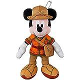 ソングオブミラージュ グッズ ぬいぐるみバッジ ( ミッキー マウス ) ぬいば チェーンバッジ ぬいぐるみ バッジ ディズニー シー限定