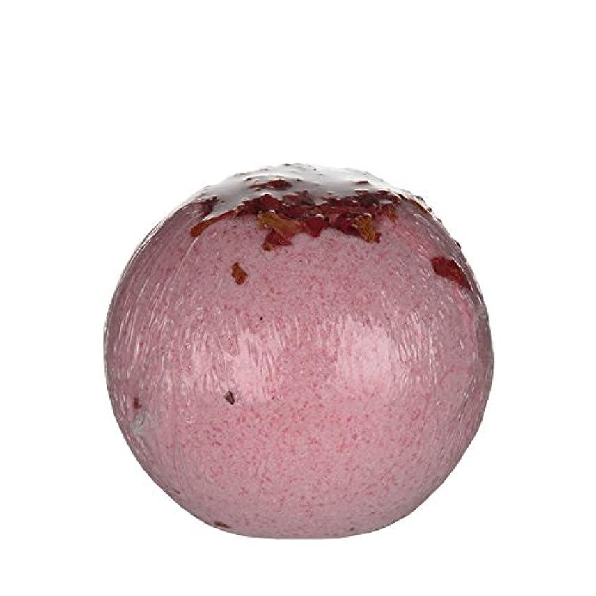 司教発掘あいまいなTreetsバスボールラベンダーの愛の170グラム - Treets Bath Ball Lavender Love 170g (Treets) [並行輸入品]