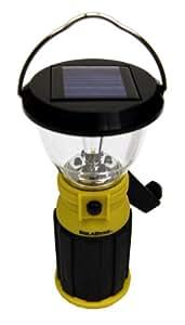 Landport(ランドポート) Aervoe ソーラー&手動充電式 LEDランタン  ソーラーダイン エコランタン mini SOL-120