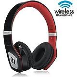 NOONTEC Bluetoothワイヤレスヘッドホン  オンイヤー ブルートゥース 密閉型ステレオヘッドフォン 折りたたみ aptX付 NFC搭載 Zoro II Wireless (35時間連続稼動)