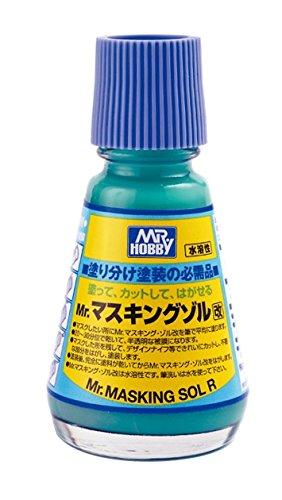GSIクレオス Mr.マスキングゾル改 20ml 塗装支援ツール M133