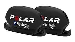 POLAR(ポラール) スピード・ケイデンスセンサーセットBLE (Bluetooth Smart) 【日本正規品】 91053156