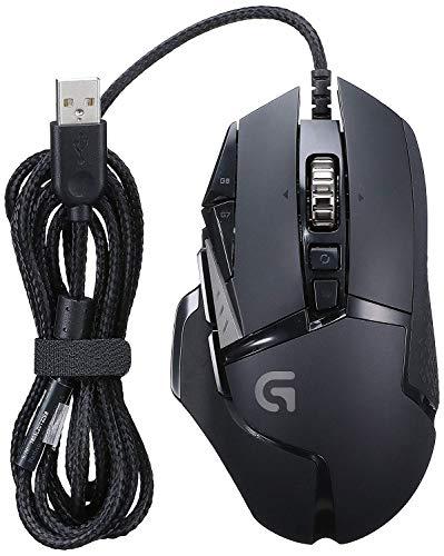 【Amazon.co.jp限定】ゲーミングマウス ロジクール G502RGBd DPI切り替えボタン プログラム可能ボタン 高精...
