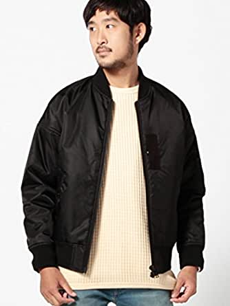 (ビームス) BEAMS / MA-1 BLACK S 11182908277