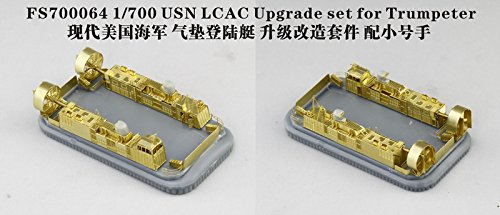 FiveStar 1/700 米国海軍 LCAC用 アップグレードセット