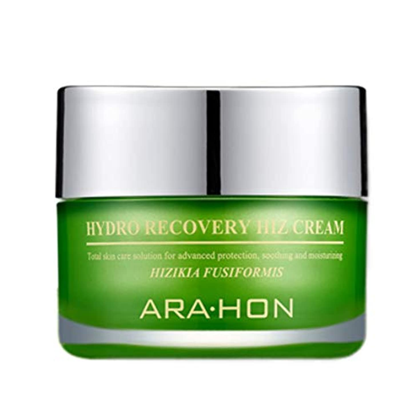 ARA·HON Skin Care Hydro Recovery Hiz Cream 皮膚沈静/水分クリーム/再生クリーム 60g すべての皮膚用[海外直輸入]