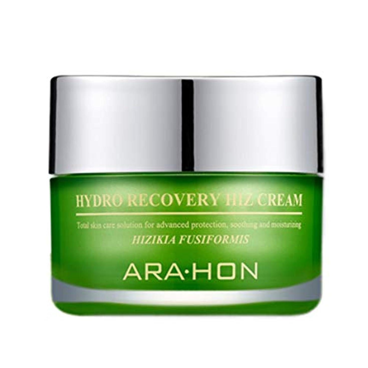 記述する残りメカニックARA·HON Skin Care Hydro Recovery Hiz Cream 皮膚沈静/水分クリーム/再生クリーム 60g すべての皮膚用[海外直輸入]