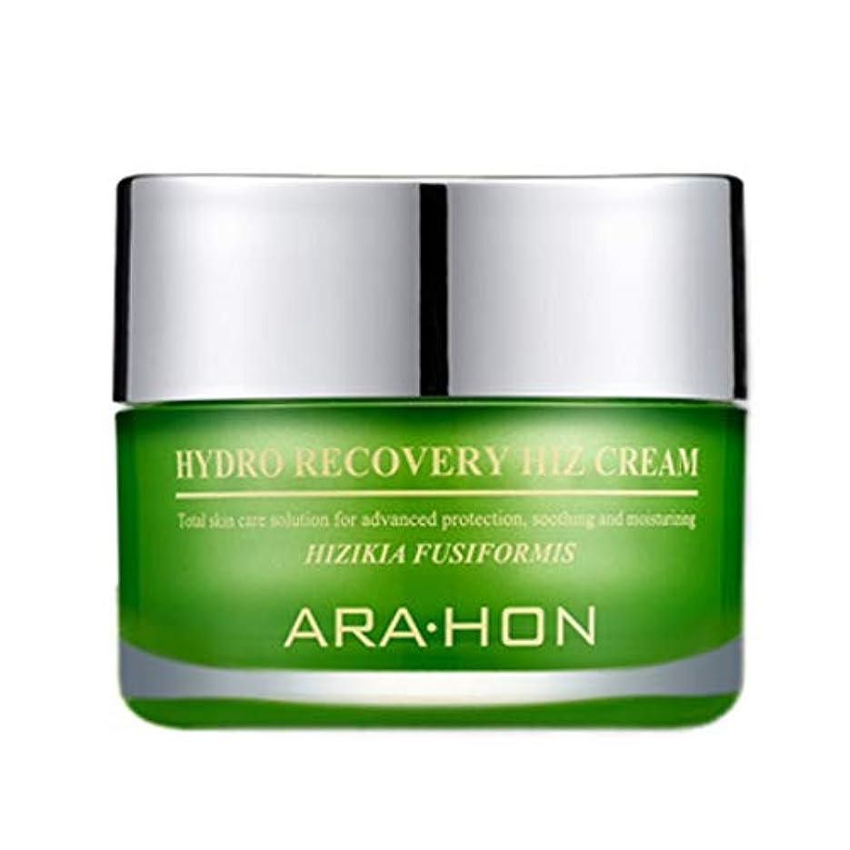 あたたかい非互換氏ARA·HON Skin Care Hydro Recovery Hiz Cream 皮膚沈静/水分クリーム/再生クリーム 60g すべての皮膚用[海外直輸入]