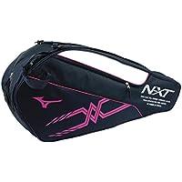 ミズノ(MIZUNO) テニスバッグ ラケットバッグ(6本入れ) 63JD8003