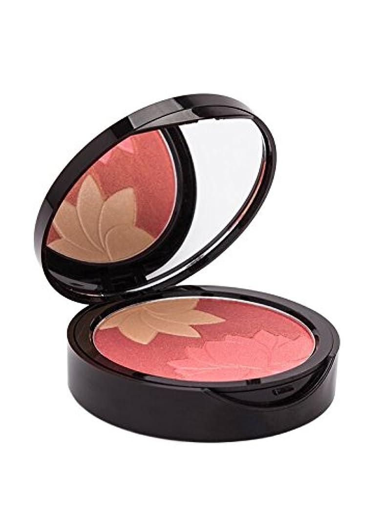 予言する細部禁止するManna Kadar Cosmetics ブロッサムフローラルコンパクト、0.33オンス