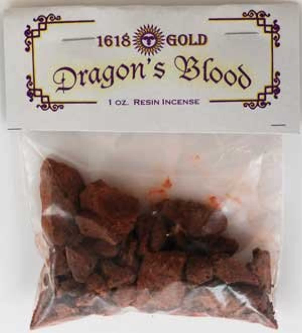 ピックくしゃくしゃ製造業Granular Dragon 's Blood 1oz *