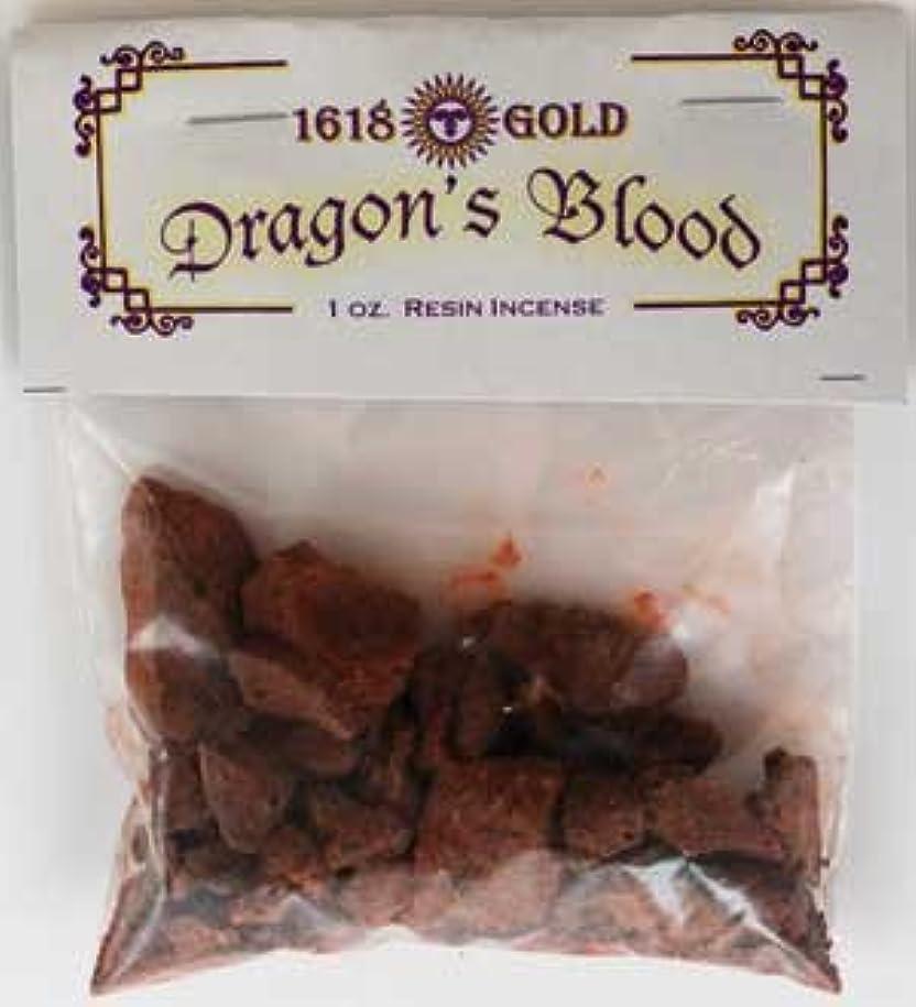 座る航空慢性的Granular Dragon 's Blood 1oz *