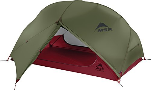 MSR (エムエスアール) Hubba Hubba NX (ハバハバ NX) 3シーズン 2人用テント ヨーロッパモデル グリーン [並行輸入品]