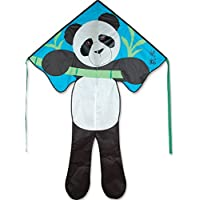 Kite - Large Easy Flyer - Panda Bear (46 X 65) with 300 Ft 30lb Test Kite String and Winder by Premier Kites & Designs [並行輸入品]