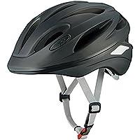 OGK KABUTO(オージーケーカブト) ヘルメット SCUDO-L2 [スクード-L2] マットブラック 57-59cm SCUDO-L2
