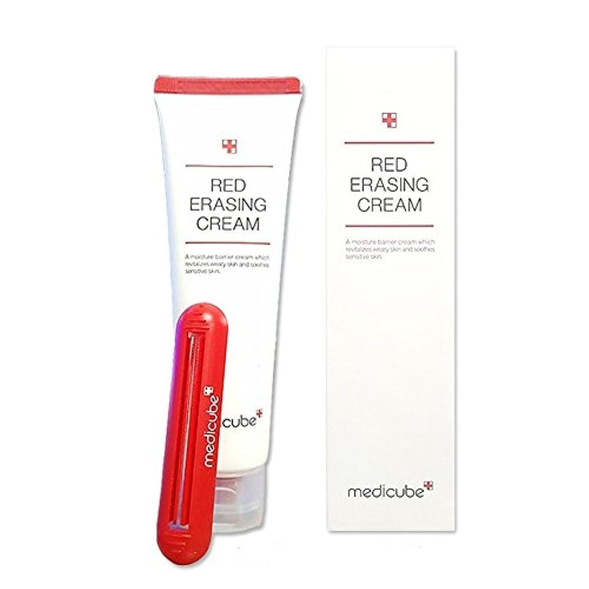 酸っぱい前述のコンテンポラリーメディキューブ・レッドイレイジンクリーム100ml、Medicube Red Erasing Cream 100ml [並行輸入品]