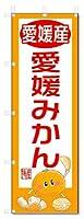 のぼり旗 愛媛みかん(W600×H1800)