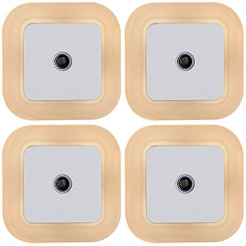 SOAIY LED 足元灯 夜間 センサーライト 室内 常夜灯 ナイトライト 寝室 廊下 階段用 暖...
