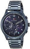 [トミーヒルフィガー] 腕時計 ASHER 1791853 メンズ ブルー [並行輸入品]