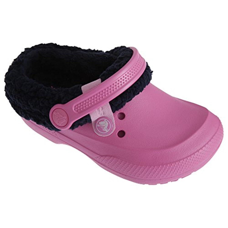 (クロックス) Crocs キッズ?子供?ジュニア ブリッツェン II キッズミュール スリッポンシューズ 子供靴 カジュアルシューズ
