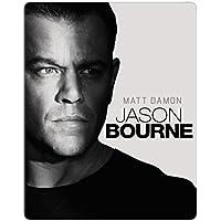 【Amazon.co.jp限定】ジェイソン・ボーン スチール・ブック仕様ブルーレイ+特典DVD
